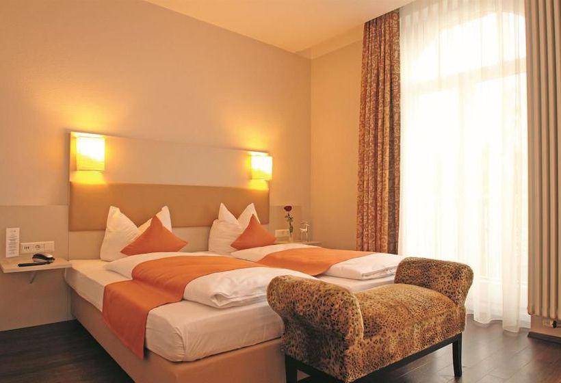 Soleo Hotel Am Park In Bad Durrheim