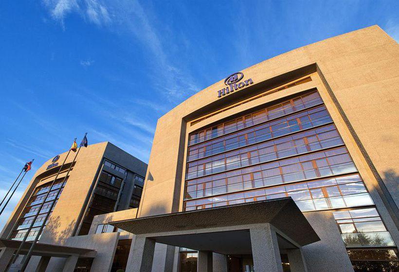 Hotel Hilton Madrid Airport