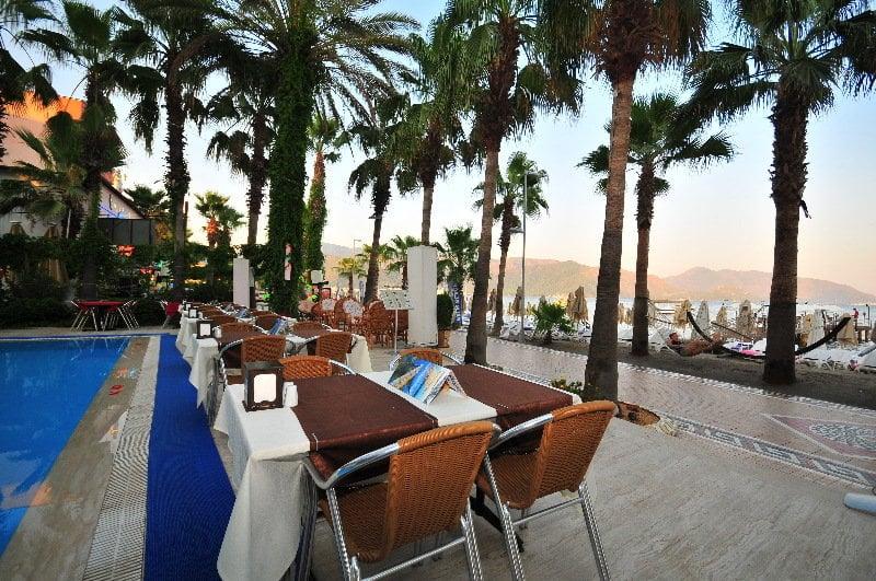 Hôtel Palm Beach Marmaris