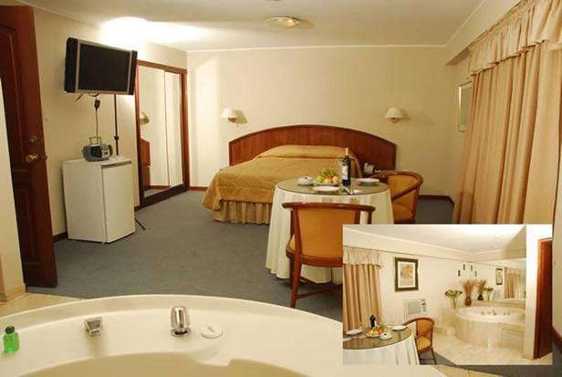 Hotel Park Suites ليما