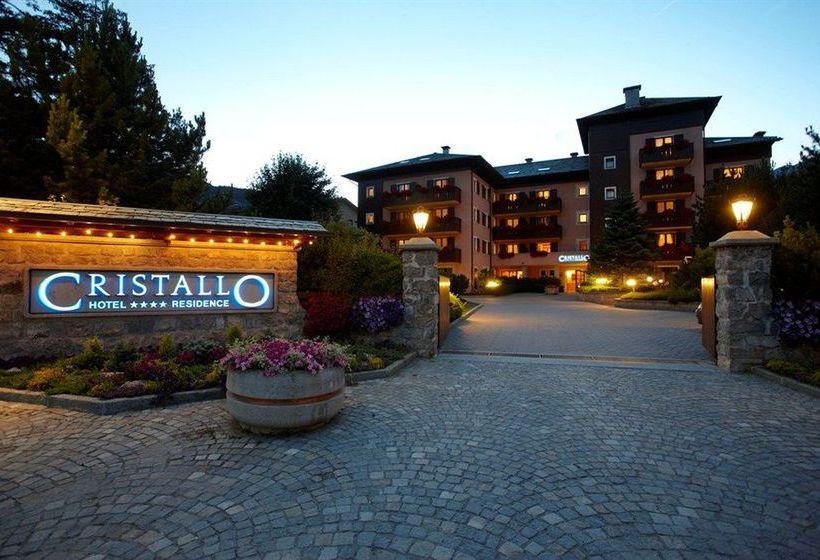 Hotel Cristallo  Bormio Italien