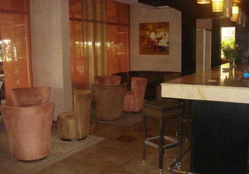 Hôtel Anfa Port Casablanca