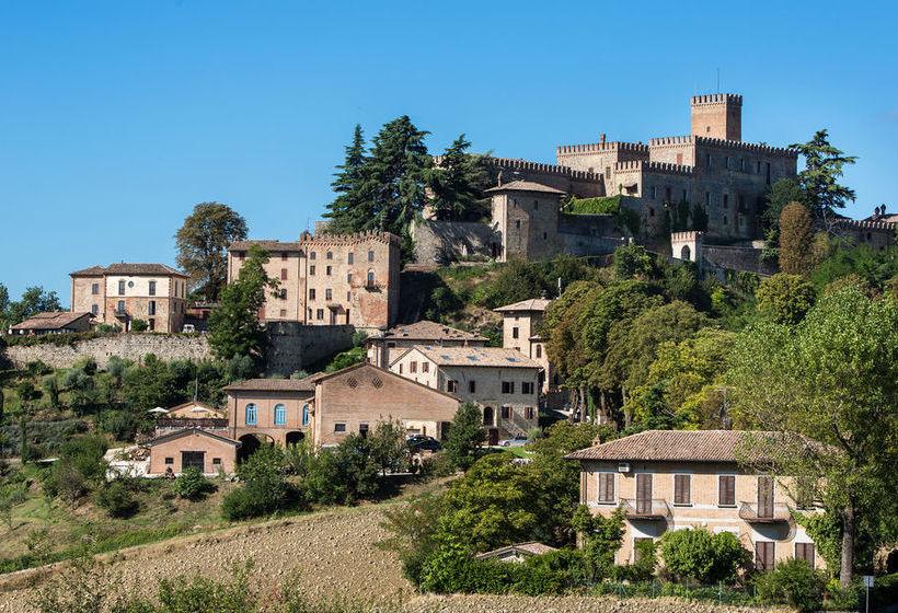 Hotel Antico Borgo di Tabiano Castello - Relais de Charme & Locanda ...
