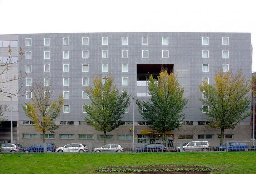 Hotel Appart City Lille Euralille La Madeleine