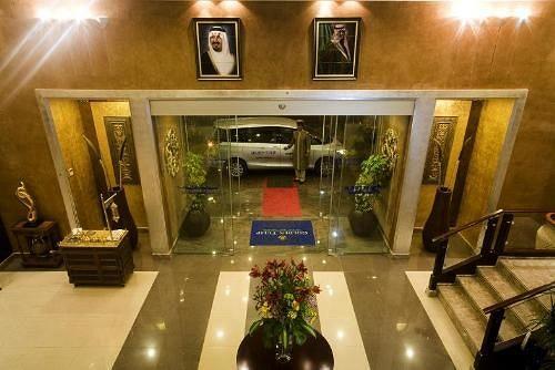 ホテル Golden Tulip Qasr al Nasiriah Riyadh リヤド