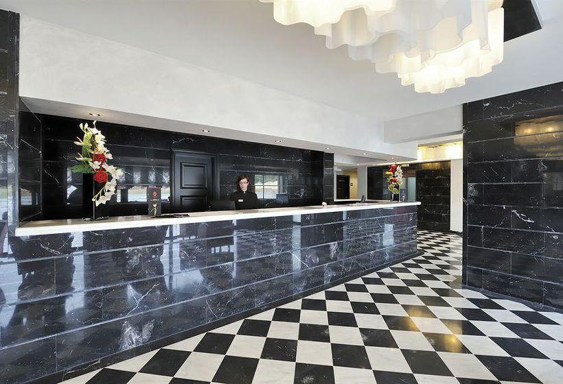 Hôtel Sallés Aeroport de Girona Riudellots de la Selva