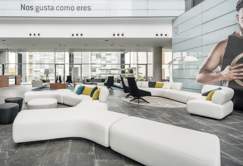 Hôtel Ilunion Atrium Madrid