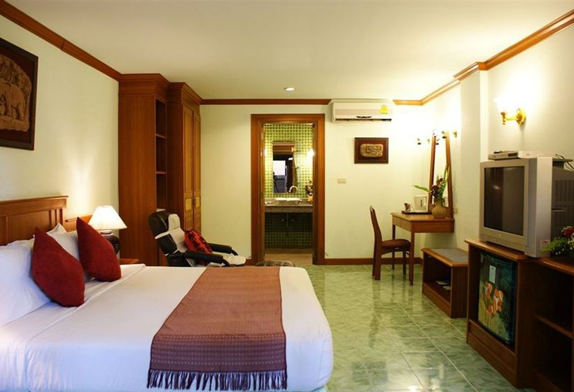 Beach terrace hotel in ao nang starting at 10 destinia for Terrace hotel contact number