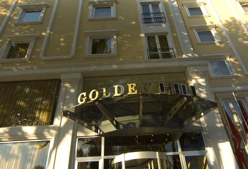 فندق Golden Hill إسطنبول