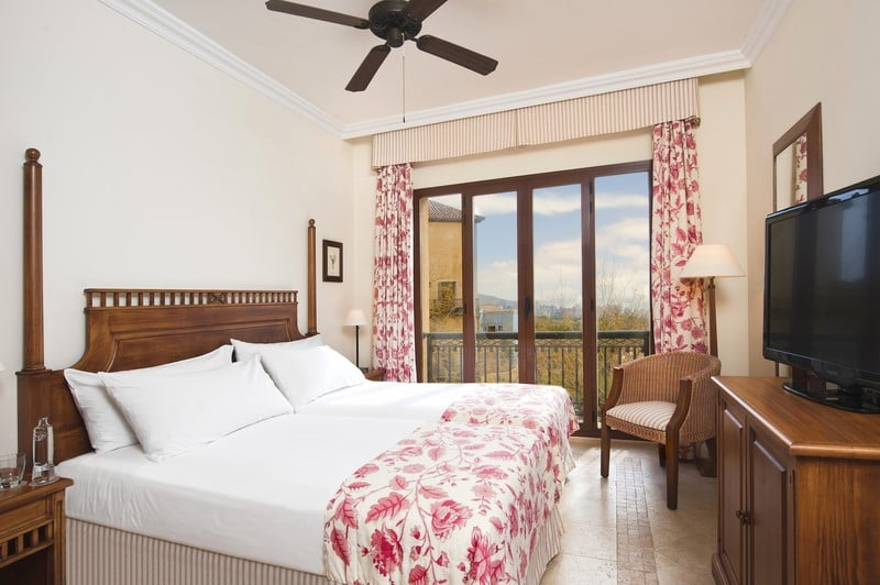 Zimmer Hotel Meliá Villaitana Benidorm
