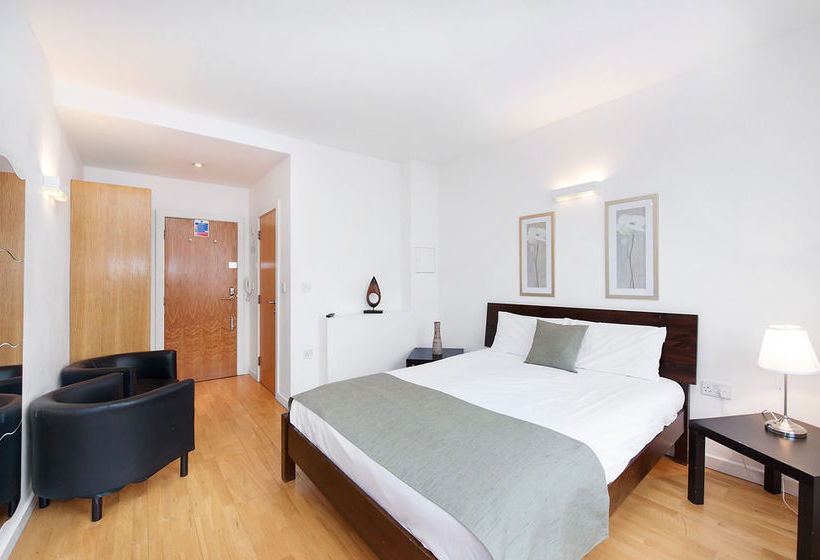 Kamer Hyde Park Executive Apartments Londen