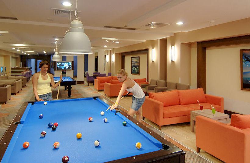 Instalaciones deportivas Hotel Viking Star Kemer