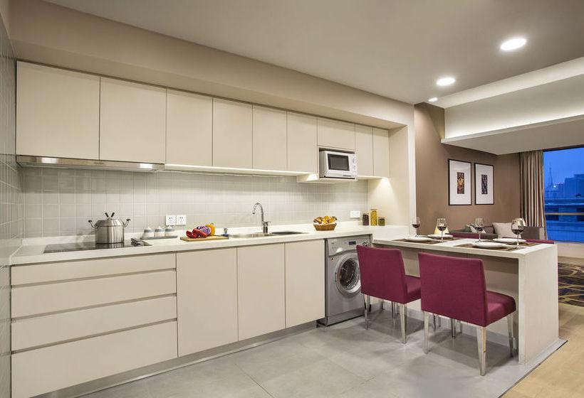 h tel citadines central xi 39 an xi 39 an les meilleures offres avec destinia. Black Bedroom Furniture Sets. Home Design Ideas