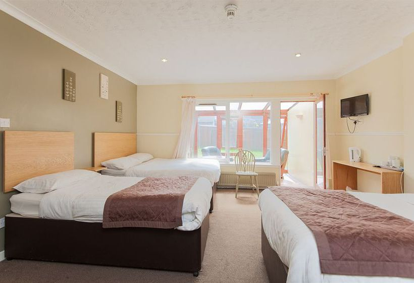 호텔 Boreland Lodge Inverkeithing