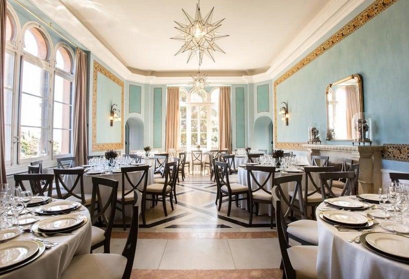 Restaurante Hotel Castillo de Santa Catalina Málaga