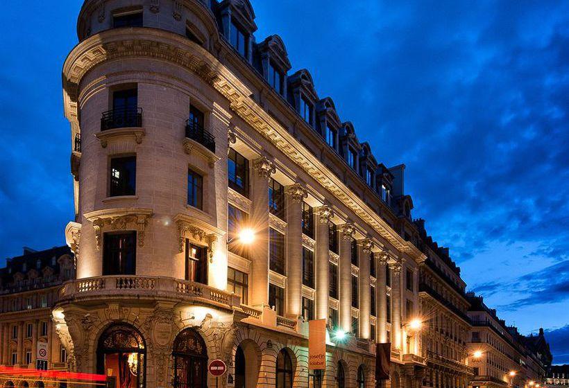 H tel banke paris partir de 82 destinia for Hotel france numero