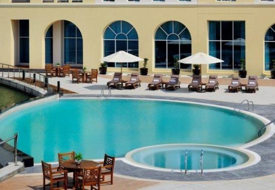 Hotel Courtyard by Marriott Dubai Green Community