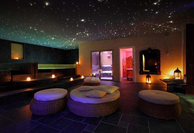 Gran palas hotel conventions spa wellness em la pineda for Hotel spa familiar