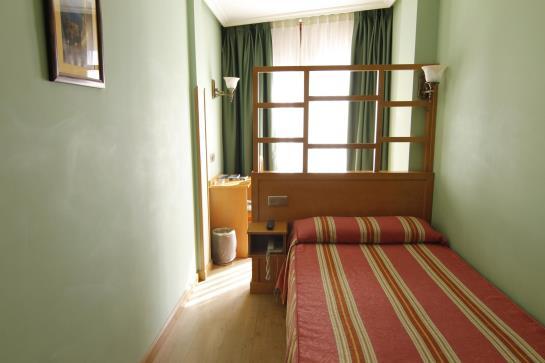 هتل Carbayon Oviedo