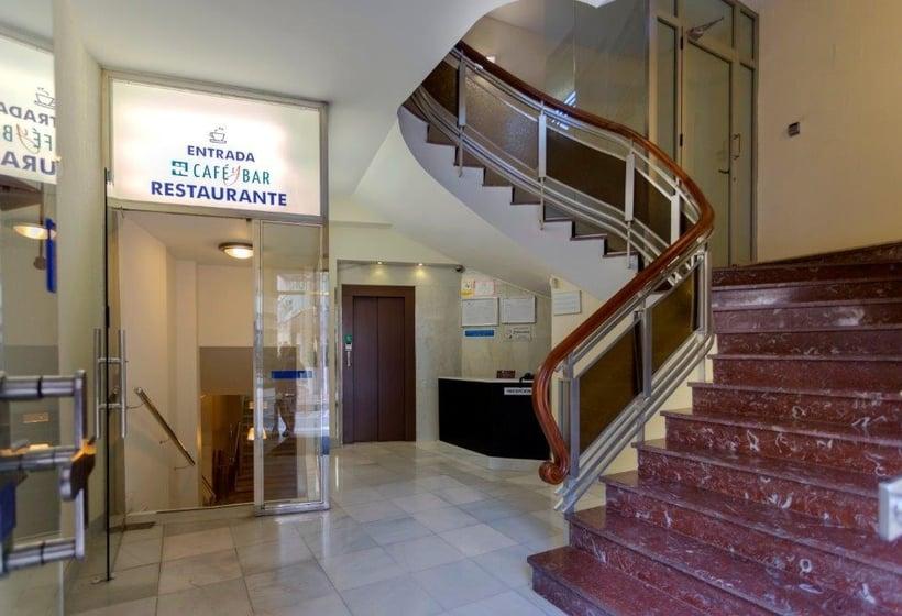Hotel Torreluz Centro Almeria
