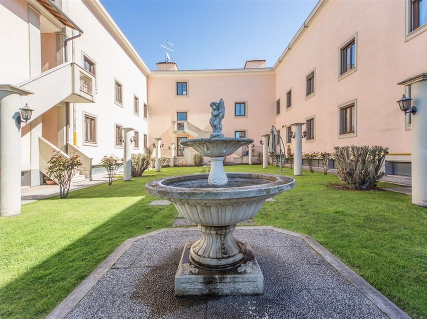 خارجي Alba Hotel Torre Maura روما