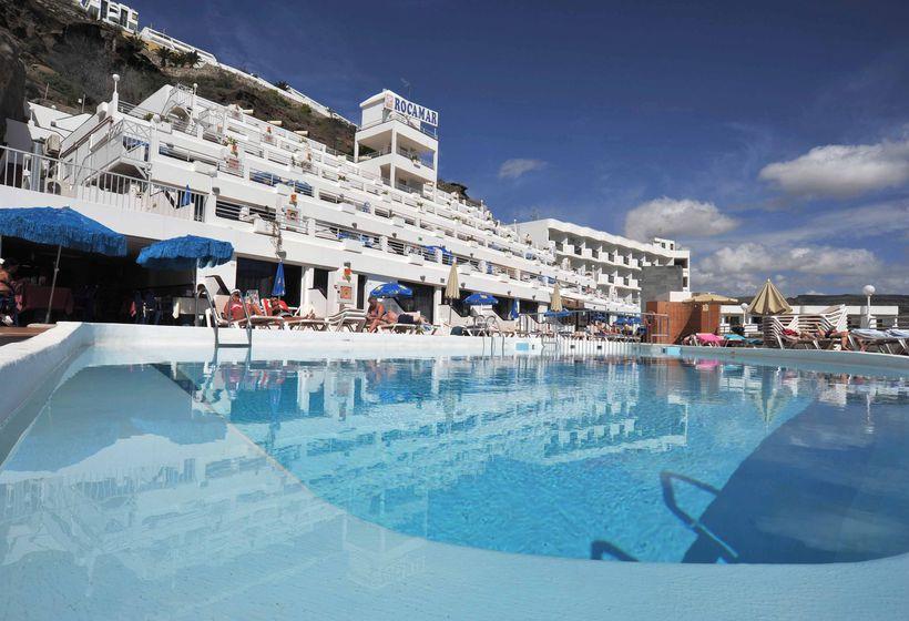 Rocamar puerto rico las mejores ofertas con destinia - Hoteles en puerto rico gran canaria ...