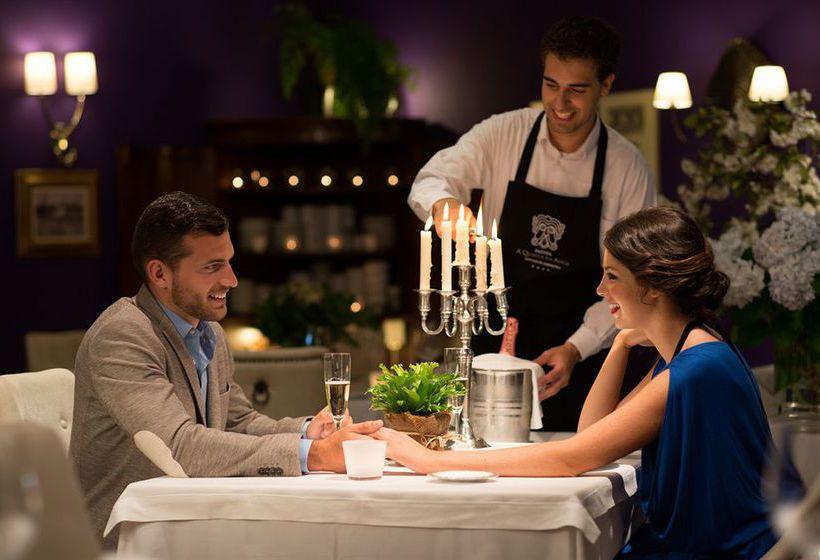 Restaurante A Quinta da Auga Hotel Spa Relais & Châteaux Santiago de Compostela