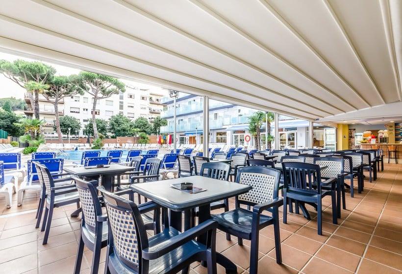 Cafeteria Hotel Mar Blau  Calella