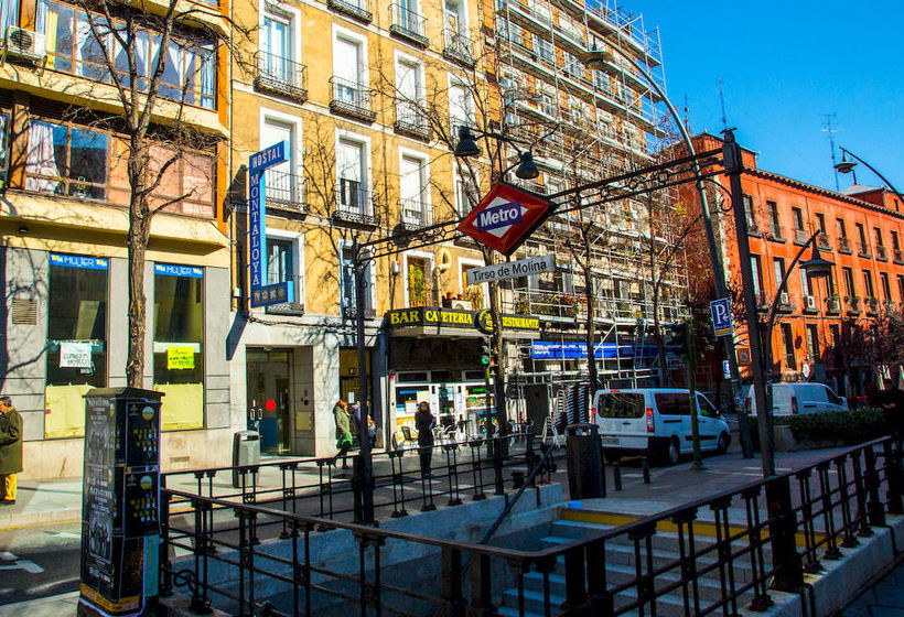 Hostal Montaloya In Madrid Starting At 18 Destinia