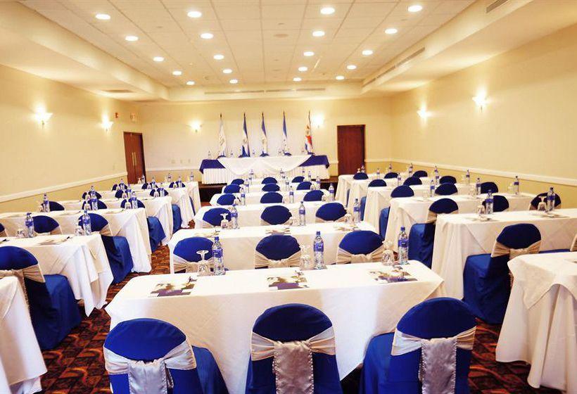 Salas de reuniões Hotel Barceló Managua Manágua