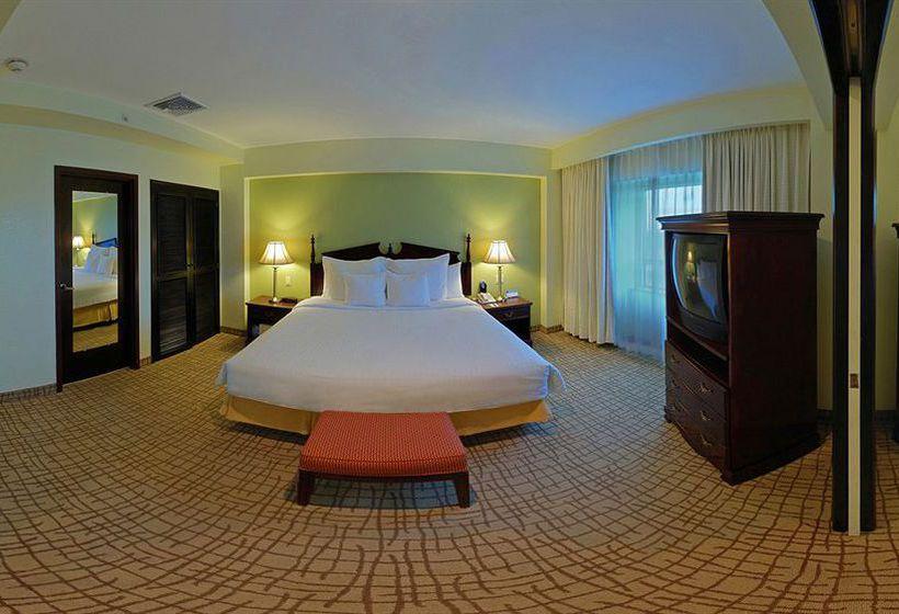 Quarto Hotel Barceló Managua Manágua