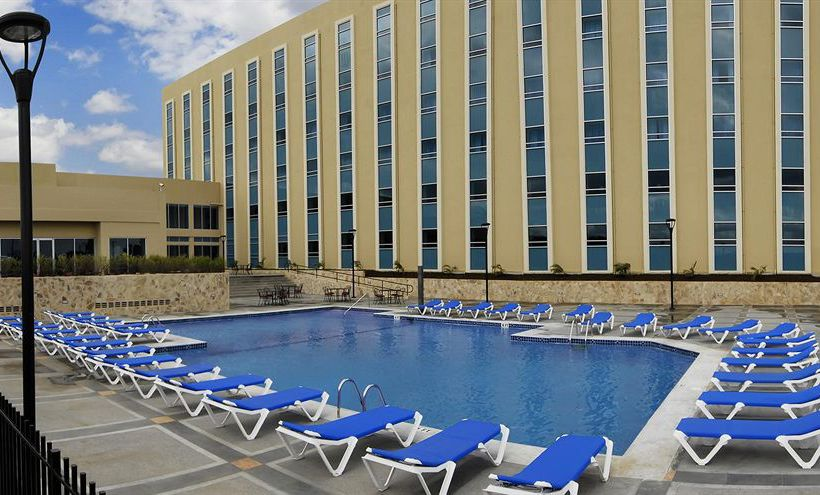 Schwimmbad Hotel Barceló Managua