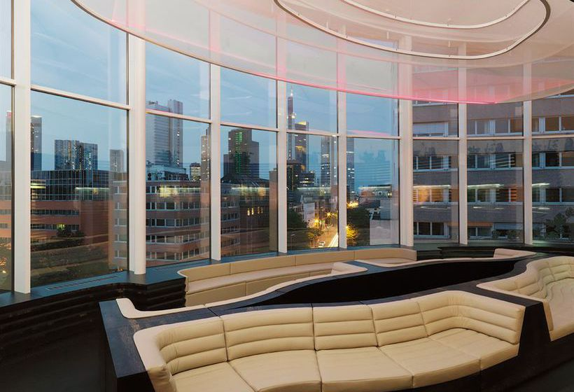 hotel roomers in frankfurt starting at 56 destinia. Black Bedroom Furniture Sets. Home Design Ideas