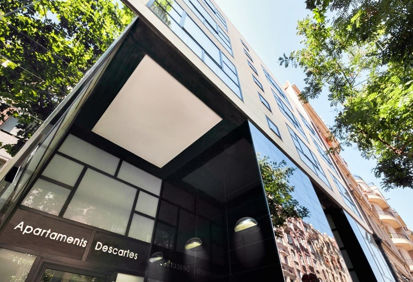 Apartamentos Descartes Barcelone