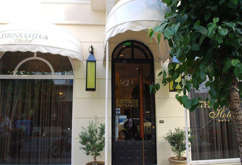 Hotel Athens Lotus Atenas