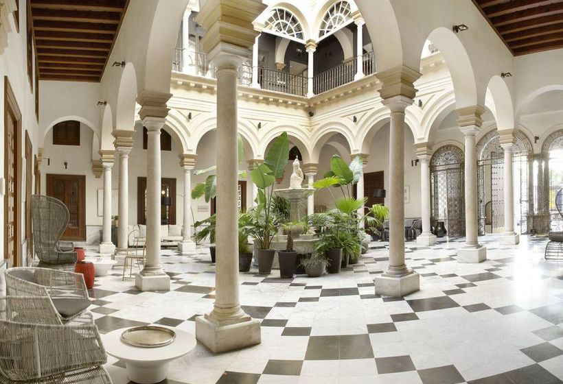 فندق Palacio de Villapanés AlmaSevilla إشبيلية