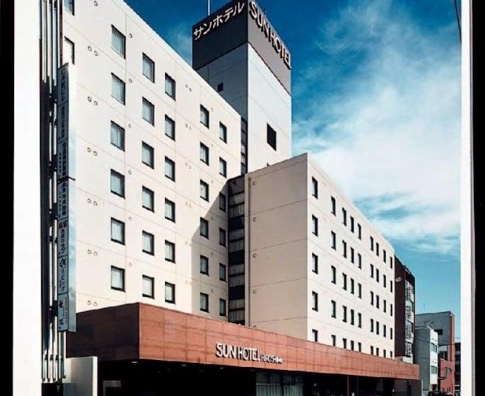 Hotel Unizo Hiroshima  Higashi