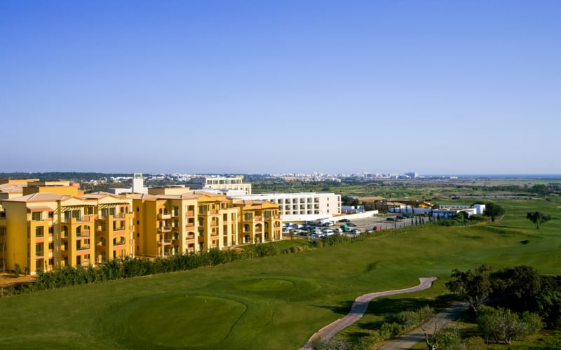 Outside Residences at Victoria Clube de Golfe  Vilamoura