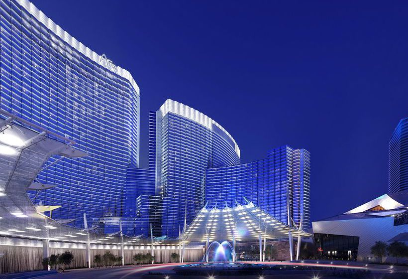 hotel aria resort & casino las vegas