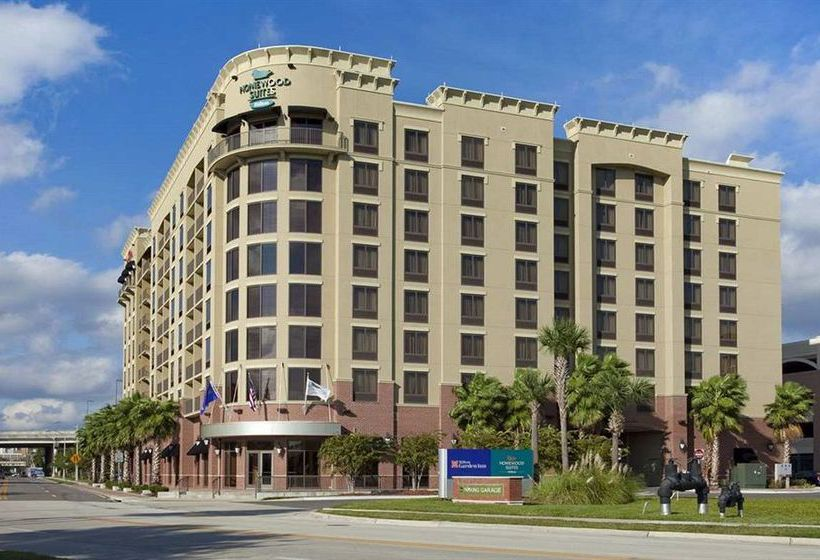 Hotel Homewood Suites By Hilton Jacksonville Downtown Southbank Jacksonville As Melhores
