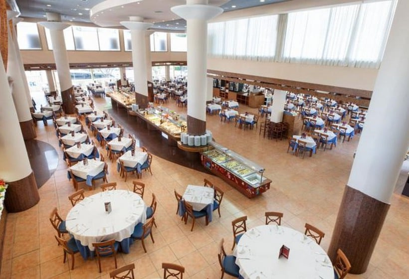 Restaurant Hotel Dorada Palace Salou