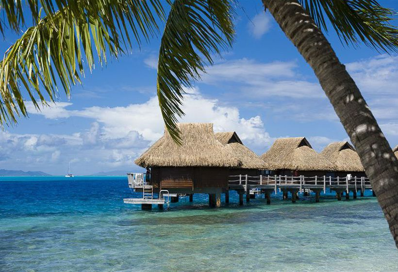 how to get to bora bora from perth