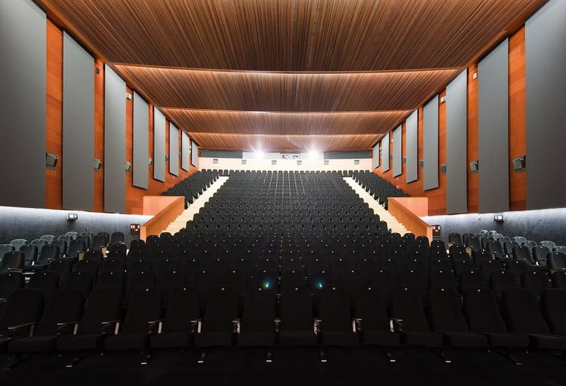Salles de réunions Hôtel Reina Petronila Saragosse