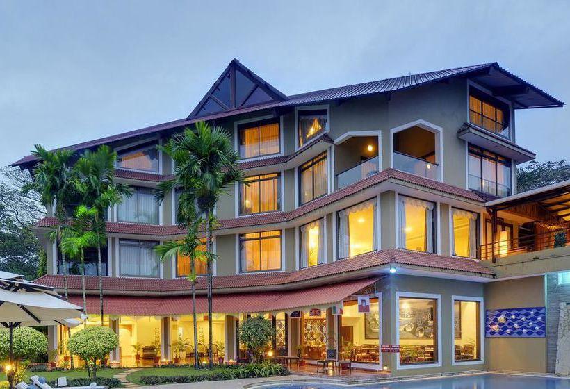 Hotel The Crown Goa in Panaji, starting at £36 | Destinia