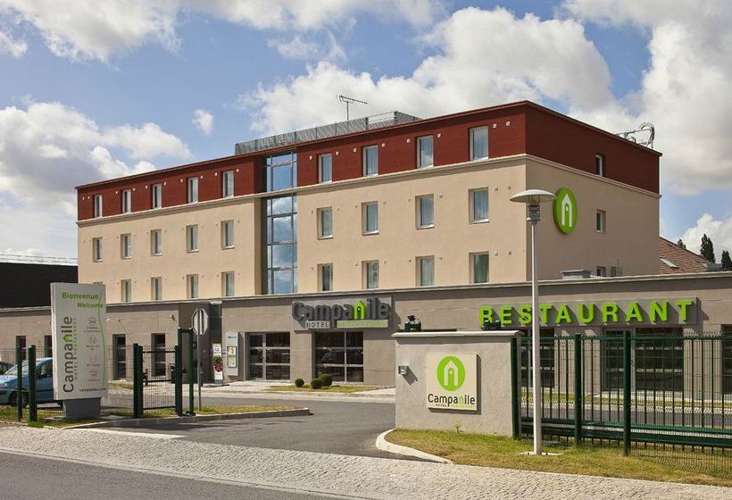 hotel campanile roissy le mesnil amelot in le mesnil amelot starting at 3 destinia. Black Bedroom Furniture Sets. Home Design Ideas