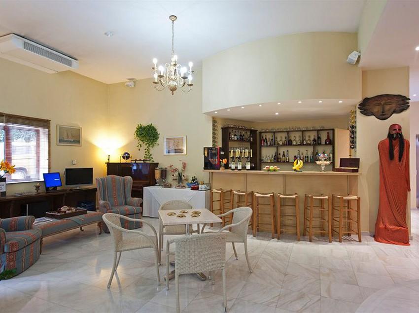 Cafeteria Best Western Efplias Hotel Piräus