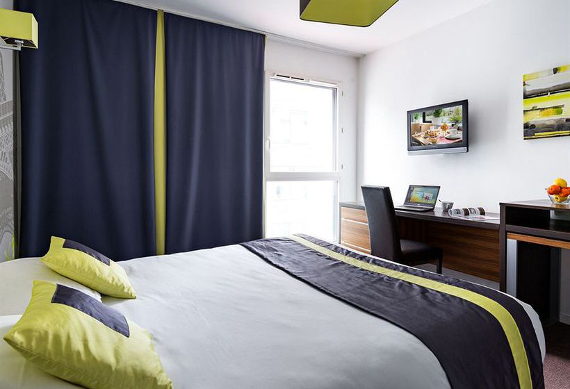 Lagrange Appart Hotel Boulogne Billancourt