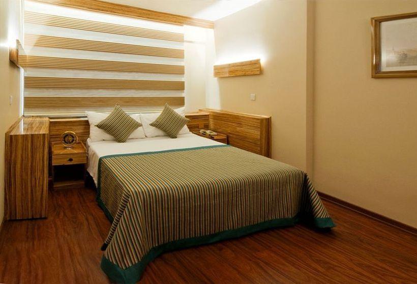 Quarto Hotel Buyuk Keban Istanbul