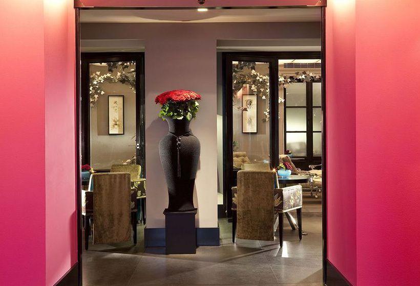 Hotel les jardins de la villa i paris fra 436 kr destinia for Les jardins de la ville paris