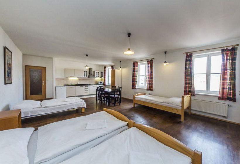 Hotel Rubicon Old Town Praga